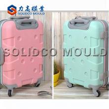 molde plástico da bagagem / baixo preço molde da caixa da bagagem / costume molde plástico de alta qualidade da caixa da bagagem