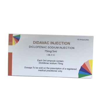 GMP Diclofenac Sodium Inj 75mg / 3Ml