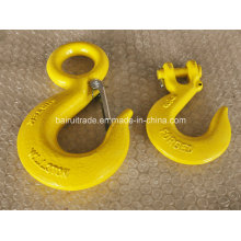 Industrial Application H324 Eye Slip Hook with Latch