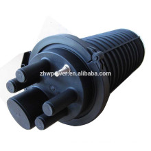 24 /48 /96 cores dome type fiber optic splice aerial cable closure