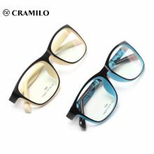 Gafas ópticas japonesas con marco de colores premium TR90