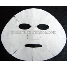máscara de papel maché