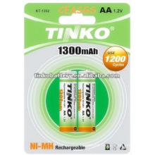 Rechargeable battery NI-MH TINKO Brand or OEM