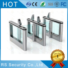 Bidirectional Automatic Swing Door Security Turnstile Gate