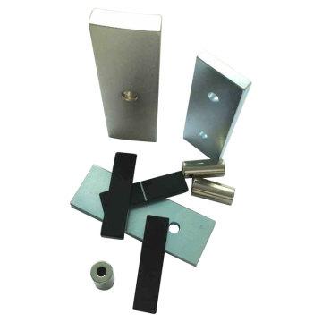 Rare Earth Permanent Magnet mit Senkung