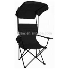 cadeira de praia dobrável do dossel portátil