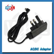 CE BS Настенный штекер UK 1a 2a 3a Адаптер питания переменного тока 5 В
