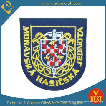 2015 neueste Customed Stickerei Abzeichen oder Patch für die Armee