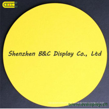 Shinny Fresh Neue Farbe Runde Kuchenbrett, Kuchen Trommeln mit SGS (B & C-K070)