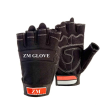 Membran Liner Handschuhe Kunstleder Fingerlose Handschuh für Postboten verwenden