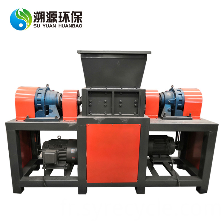 Double Shaft Shredding Machine