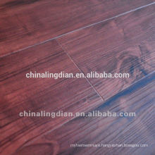 high gloss vinyl flooring pasting