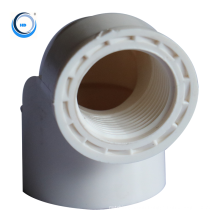 Price List manufacturer upvc water 90 degree elbow pvc pipe fittings