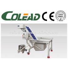 SUS304 Lavadora de legumes / rizoma vegetal linha de processamento / passas máquina de lavar