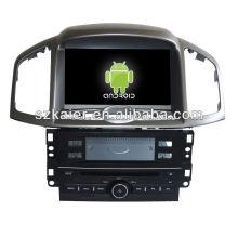 reproductor de DVD para coche para sistema Android Chevrolet Captiva2011-2012 / Epica