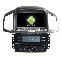 Dvd do sistema Android para Chevrolet Captiva / Epica