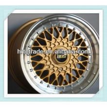 Novo design bbs rodas de liga leve de 17 polegadas