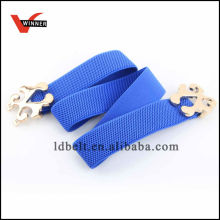 2014 Good Quality ladies wide elastic belts
