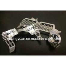 Fundición a presión de magnesio para FIAT Chrysler Vechile Diurno Running Ligating Heatsinks