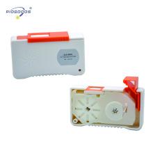 PGCLEB1 Уборщик разъема стекловолокна кассетного типа для очистки волокна Разъем 500+ раз время жизни