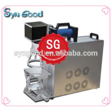Machine de repérage au laser Syngood Fibre SG10F / SG20F / SG30F-Spécial pour étiquette de chien