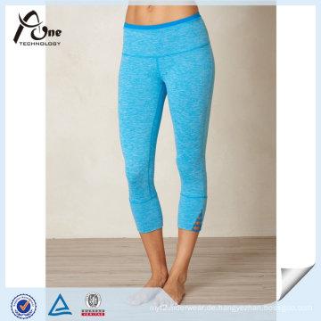 Sportbekleidung Vier Farbe Frauen Fitness Yoga Hosen