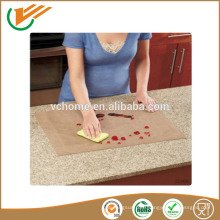 2015 Factory wholesale Set of 2 Highest Quality BBQ Grill & Baking Mats,Works on Any BBQ Grill or as Oven Baking Pan Liners | Cu