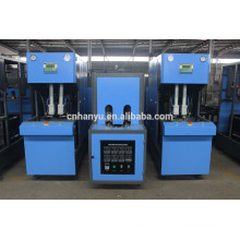 500ml 2 cavité Semi-automatique soufflage machine prix