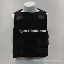 Chaleco antibalas liviano negro Chaleco antibalas invisible blindado Kevlar