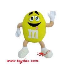 Plush Candy Mascot