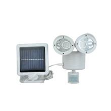 Светодиодный солнечный светильник для безопасности / Точечный светильник для сада