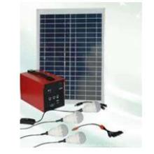 Kits de iluminación de energía solar