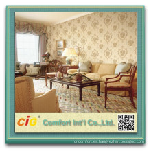 Hot Sale Textile Wallpaper of 280cm for Decoration various wallpapers