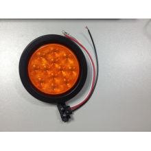 Lampe arrière à LED Round Round de 4 pouces pour camion et remorque