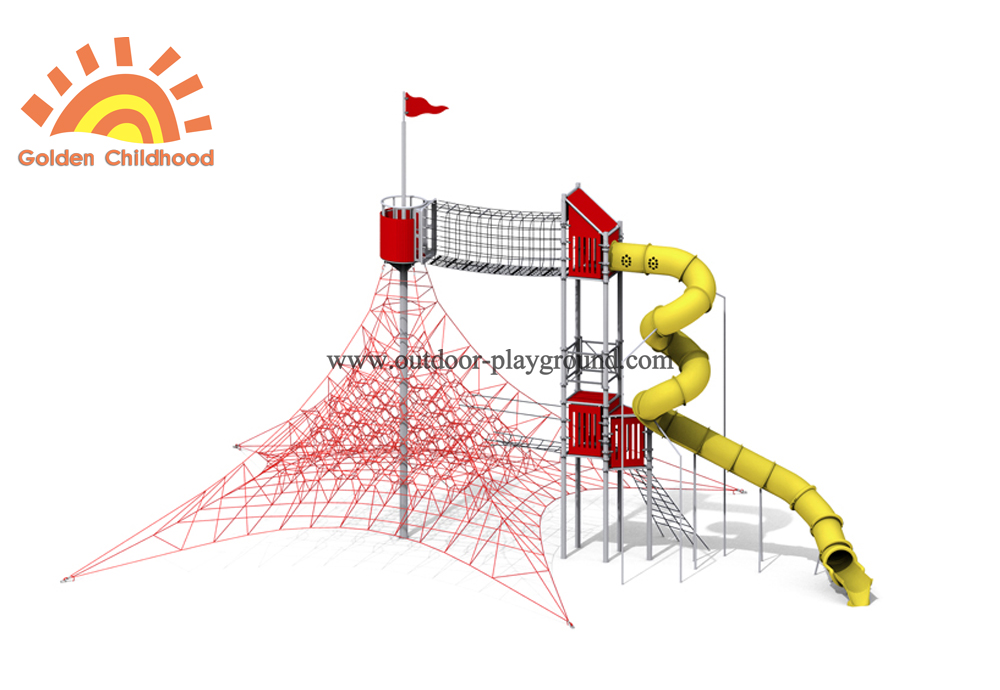 Commercial Indoor Playground For Children