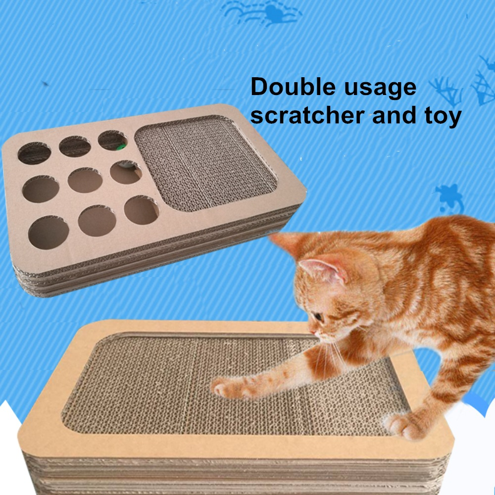 cat scratching toy