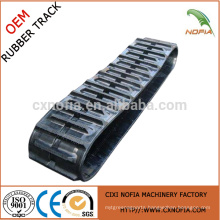 Mini Rubber Track For Agricultural