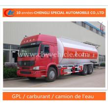 Camion - Citerne De Ciment En Vrac HOWO