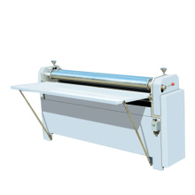 Easy operation cardboard box corner pasting machine