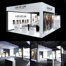 Detian Angebot Großer Stand Design und Herstellung System Messestand