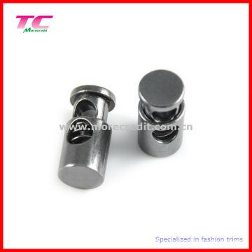Пользовательский черный никель металлический ствол Шнур для шнура