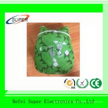 Fabricação de bolsa dobrável de nylon impermeável 15L de alta qualidade