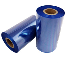 Normal premium compatible zebra wax resin thermal printer carbon ink ribbon for care label
