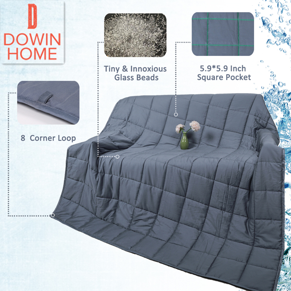 Coolmax Weighted Blanket