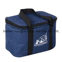 Pequeña bolsa de 600d de poliéster de lujo para enfriadores de alimentos