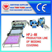 High Quality Bedding Covering Production Line