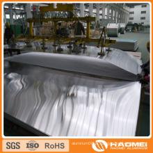5083 H321 Folha de alumínio em alumínio liso