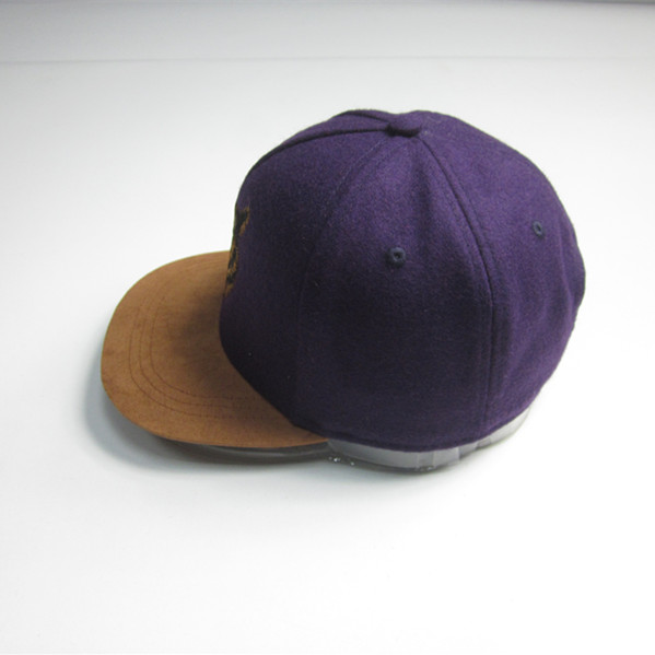 Children Flat Bill Cap