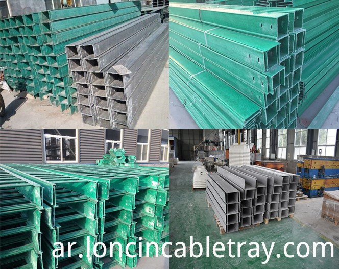 Frp Cable Tray Workshop