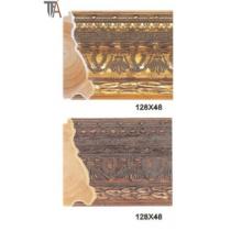 Viele Farben Holz Material Fenster Vorhang Rahmen
